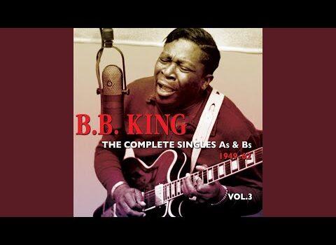 B. B. King – Walking Dr Bill