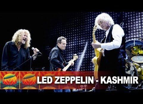 Led Zeppelin – Kashmir (Live from Celebration Day) (Official Video)