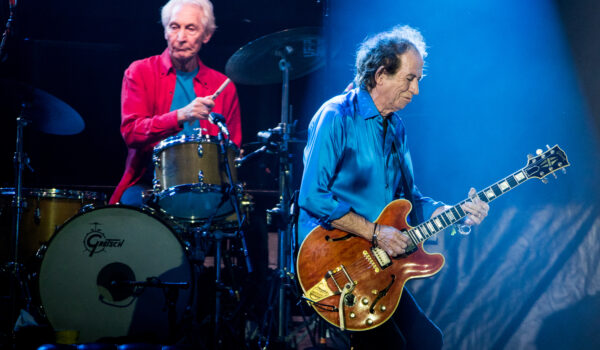 Rolling Stones' Charlie Watts Drops Out of U.S. Tour