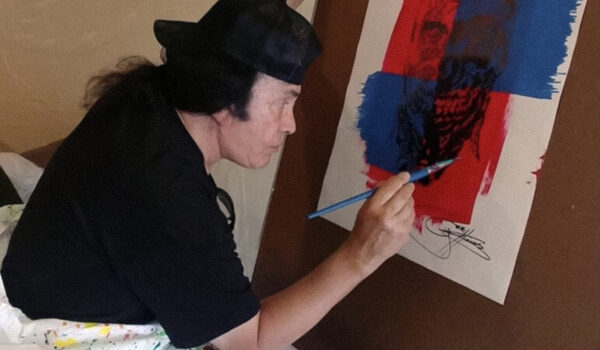 Gene Simmons to Display His Artwork at First-Ever Gallery Showing